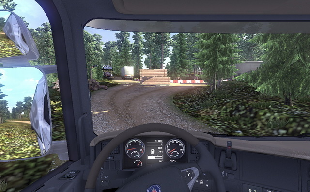 Scania Truck Driving Simulator (STDS) map mods download
