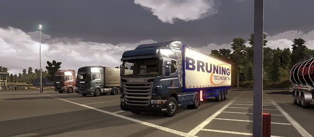 Scania Truck Driving Simulator Mods trailers download