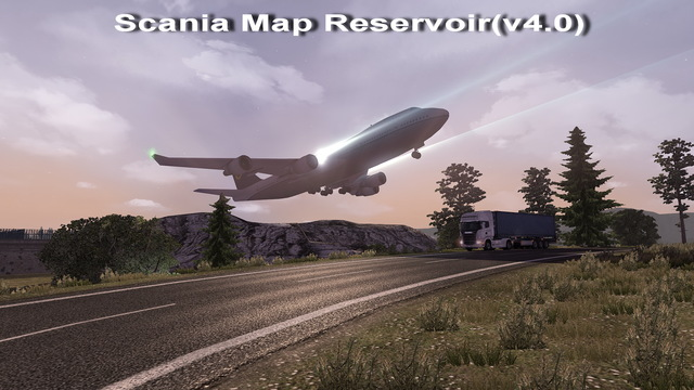 Scania Truck Driving Simulator Mods: map mods download