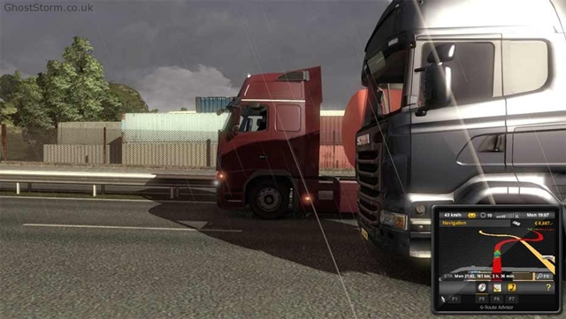 Euro Truck Simulator 2 mods download