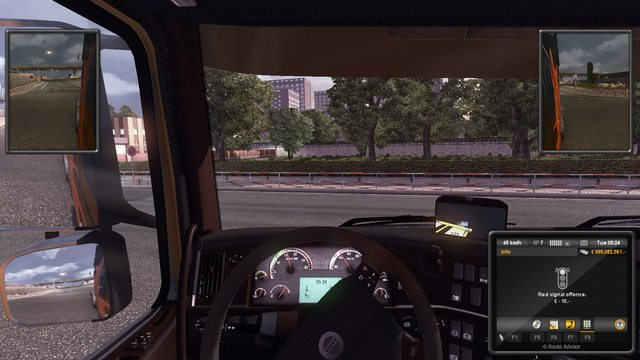 Euro Truck Simulator 2 Mods: Level and money (XP) mod v1 0 by JCV