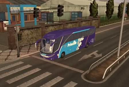 Euro Truck Simulator 2 Mods: BUS G7  car bus