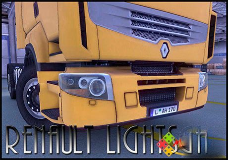 Lights Renault Premium
