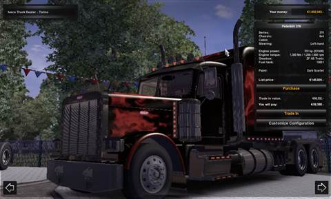 ets2 peterbilt 379 3634sd74es