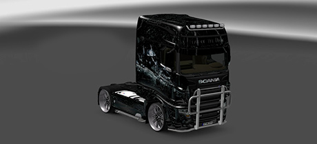scania r700 fear of tauo52