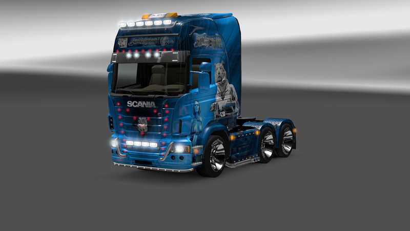 scania radio dream tiger