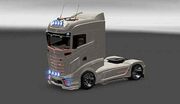 scania concept r1000 euro truck simulator 2 mods ets 2 tattoo design bild. Black Bedroom Furniture Sets. Home Design Ideas