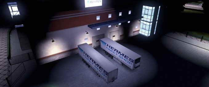 Hermes Logistics Group Mod v 1 0 Beta