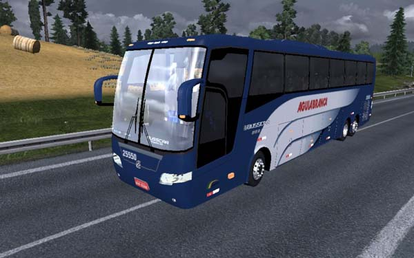 ets 2 mods New Bus Elegance 360 Final
