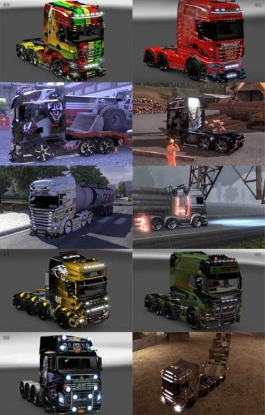 ets2 Ultimate Truck Shop 2013