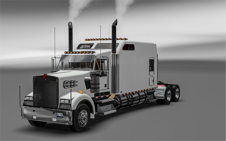 kenworth long edition