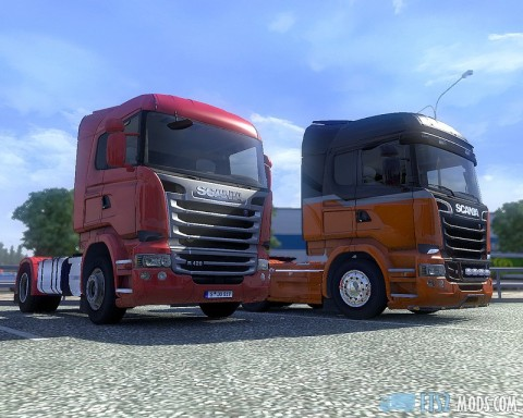 Scania Streamline Reworked GT-Mike