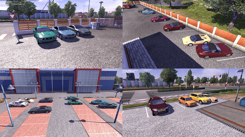 82 New AI Cars in Traffic