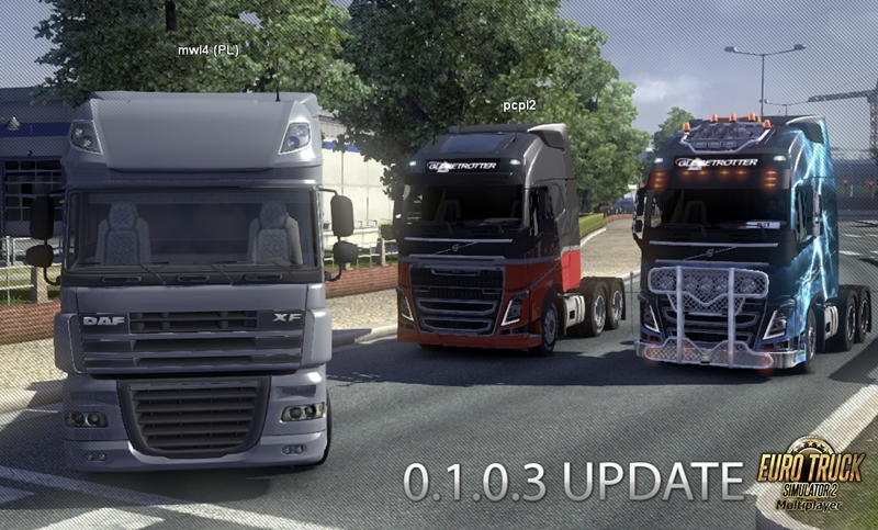Euro Truck Simulator 2 Multiplayer download | ETS 2 Mods