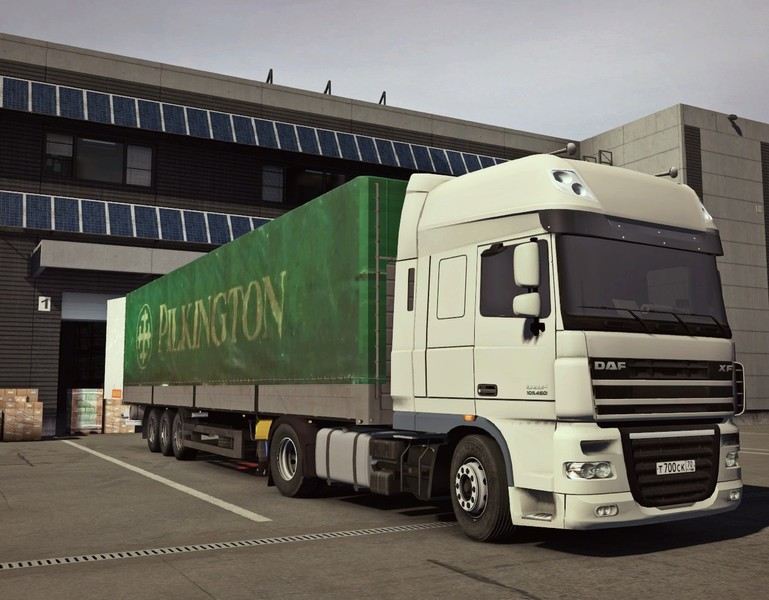 ETS 2 Mods: Real Graphics Mod - Euro Truck Simulator 2 Mods