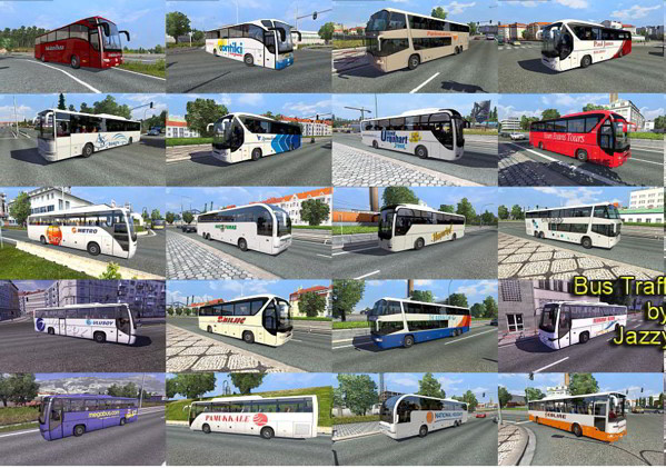 Bus-traffic-pack-v1.0
