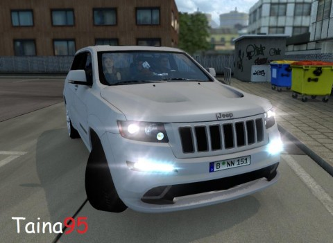 ETS2 Jeep Grand Cherokee SRT8