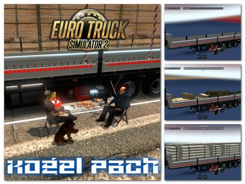 Trailer Kogel Pack 1.24